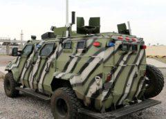 Українські розробники розсекретили бронеавтомобіль-безпілотник (Відео)