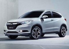 Honda оновить компактний кросовер HR-V