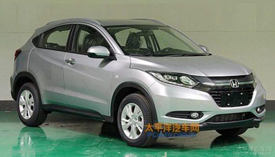 Honda готує до виходу на ринок оновлений HR-V