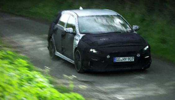 «Гарячий» Hyundai i30 N проходить фінальні передсерійні випробування