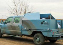 «М'ясорубка на колесах»: для солдатів в АТО готують унікальний бойовий автомобіль (Фото)