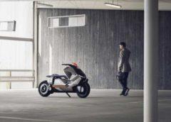 Ось як виглядає міський мотоцикл майбутнього (Фото)