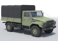 Всюдихід для української армії: проект DIGITEC Visual Engineering (Фото)
