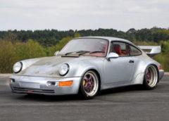 Porsche 911, що простояв чверть століття, продали за $2 мільйони (Фото)