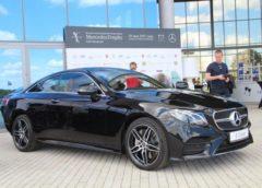 Mercedes-Benz презентував дві нові моделі в Україні (Фото)