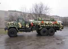 """На озброєння ЗСУ прийняті нові машини на базі вантажівки """"КрАЗ"""" (Фото)"""