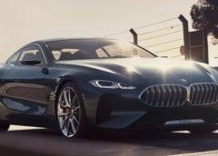 BMW офіційно представила нову 8-Series (Фото)