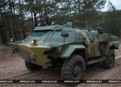 Новий білоруський броньовик «Кайман»: всі подробиці і відео
