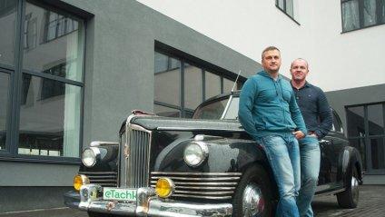 Зручно і надійно: у Польщі запустився український стартап eTachki