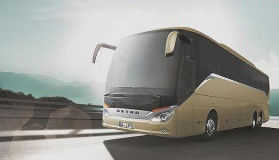 Україна закупила сотні іноземних автобусів