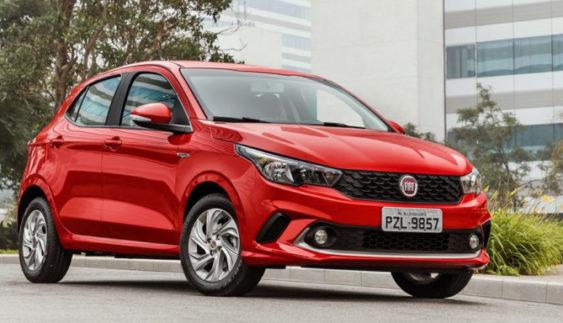 Fiat представив новий хетчбек Argo