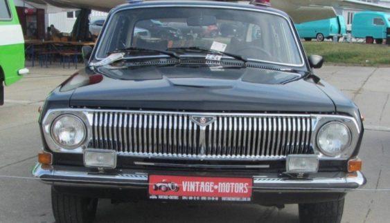Показали унікальну машину КДБ (Фото)