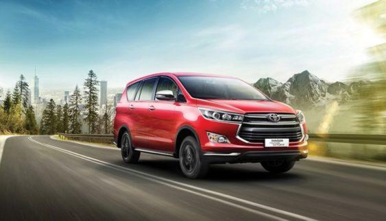 Позашляховий мінівен Toyota надійшов у продаж