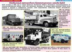 Дивовижна Україна: еволюція вітчизняних автомобілів (Фото)