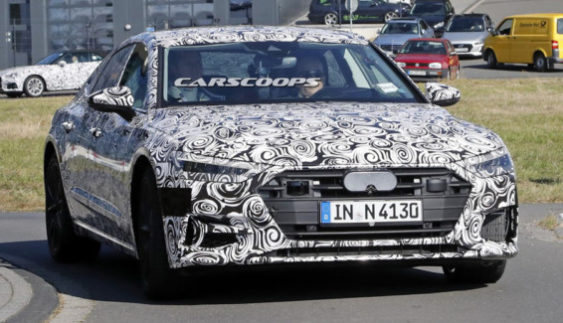Повідомили, коли дебютує наступний Audi A7