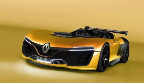 Нова модель Renault: І око радує, і дух захоплює (Фото)
