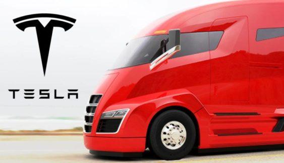 Tesla зробить фуру з керованістю як у спорткара
