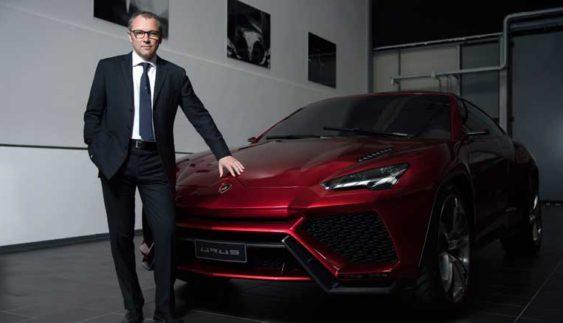 Lamborghini розсекретила потужність свого першого кроссовера Urus