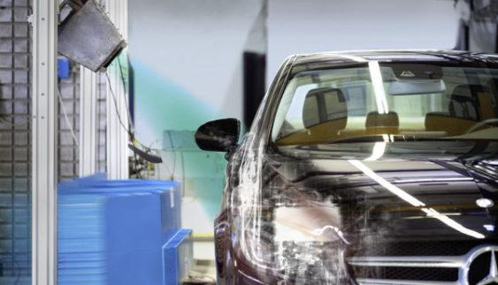 Daimler буде робити автомобілям рентген