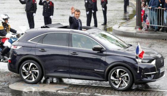 Президент отримав новий автомобіль: на чому буде їздити глава держави (Фото)