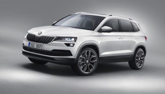 Skoda Karoq може перетворитися в новітній Volkswagen Tharu