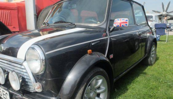 Найменший автомобіль в світі знаходиться в Україні