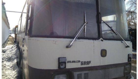 Рідкісний автобус ЛАЗ виставили на продаж за 700 тисяч