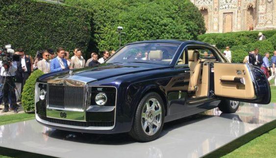 В Італії представлений найдорожчий автомобіль у світі (Відео)