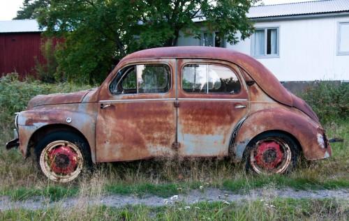 Вирахували середній вік транспортних засобів в Україні