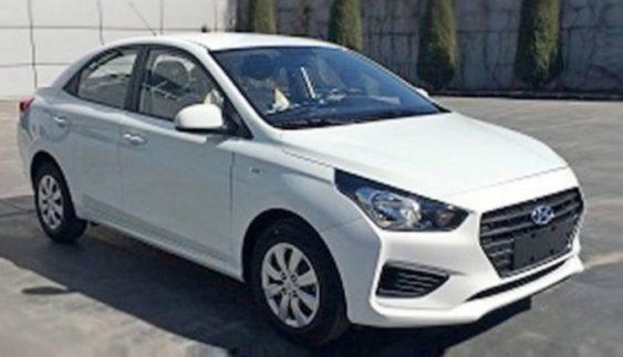 Розсекретили новий бюджетний седан Hyundai (Фото)