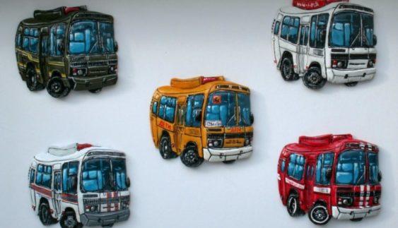 Продаж нових автобусів в Україні: санкції поки що не подіяли