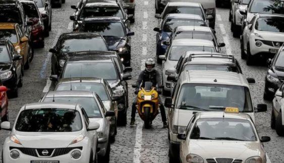 Ремонт занурить головну артерію столиці в транспортне пекло (Відео)