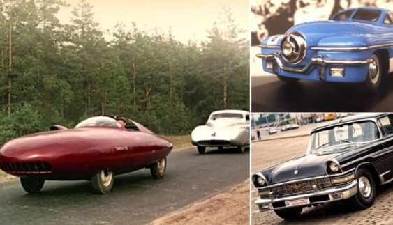 Найбільш незвичайні автомобілі радянського виробництва