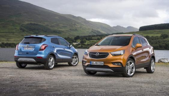 Озвучена вартість нового кросовера Opel Grandland X