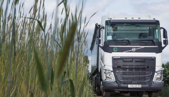 В Україні представили новий тягач під зерновоз (Фото)