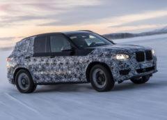 BMW оголосила дату презентації нового кросовера X3