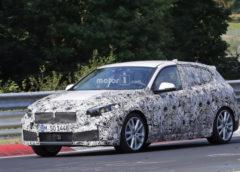 Компактний BMW 1 Series проходить тести на Нюрбургринзі