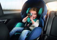 Чим небезпечні для дитини поїздки на задньому сидінні