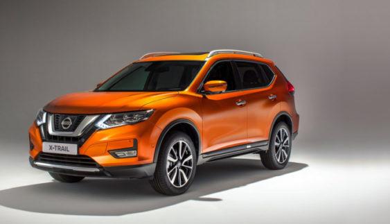 Nissan представив оновлений кросовер X-Trail