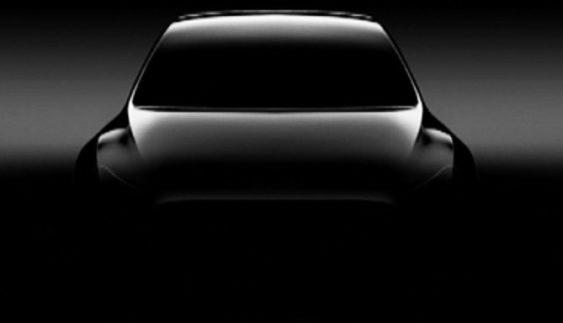 Tesla опублікувала перше зображення недорогого кросовера