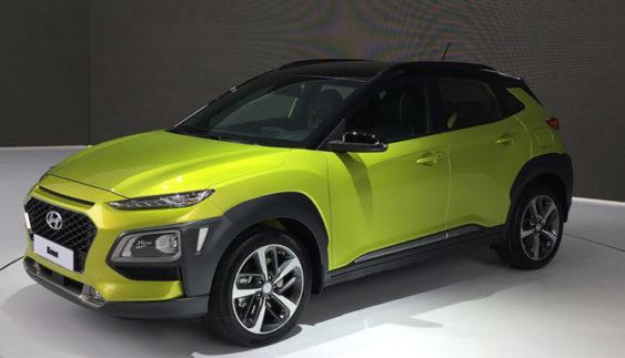 Hyundai випустить два нових кросовера до 2020 року