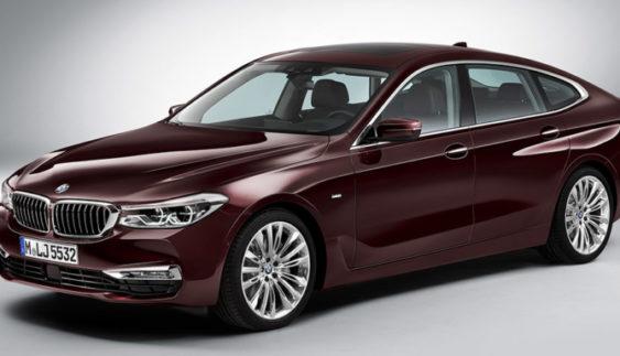 Компанія BMW представила хетчбек 6-Series GT