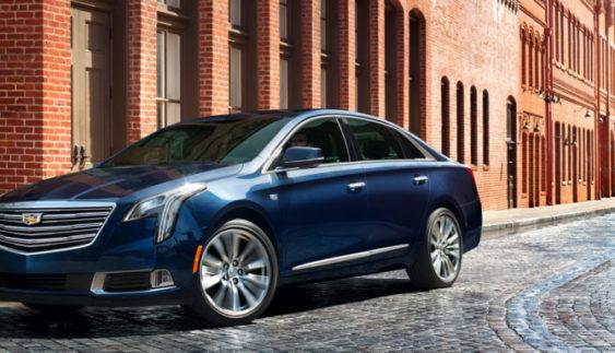 Cadillac показав оновлений седан XTS