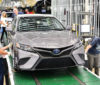 Toyota почала виробництво Camry нового покоління (Фото)