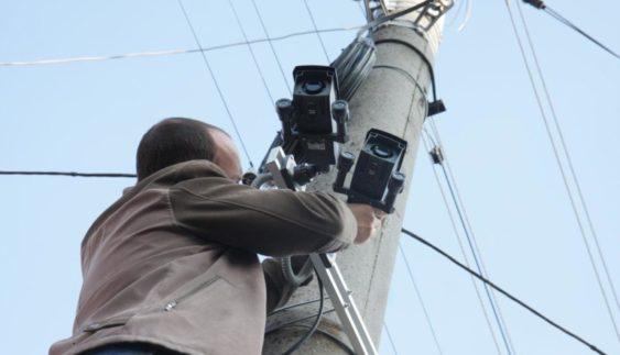 Повідомили, де розміщуватимуть камери фіксації порушень ПДР
