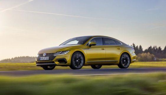 Новий Volkswagen Arteon пройшов краш-тест (Відео)