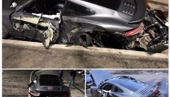 Механік, який розбив клієнтський Porsche, купить натомість такий же (Фото)