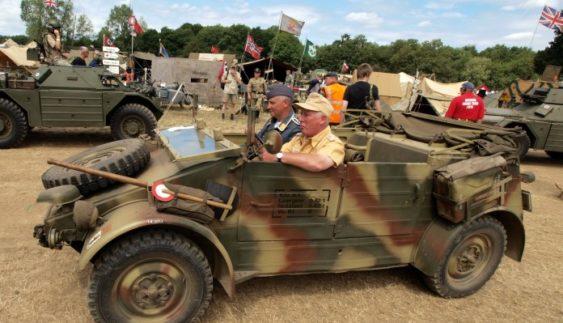 Українець налагодив випуск автомобілів часів Другої світової