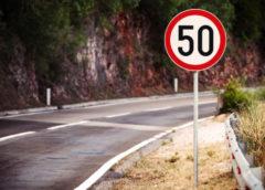 Названо нові «ліміти швидкості» та розміри штрафів для водіїв