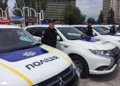 Поліцейських на нових Outlander вже «впіймали» на порушенні ПДР